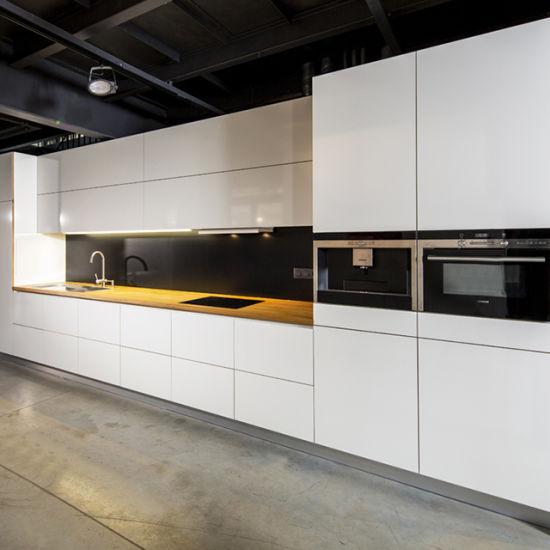 Kina tyska moderna modulen plywoodskåp kompakt kök - Kina.
