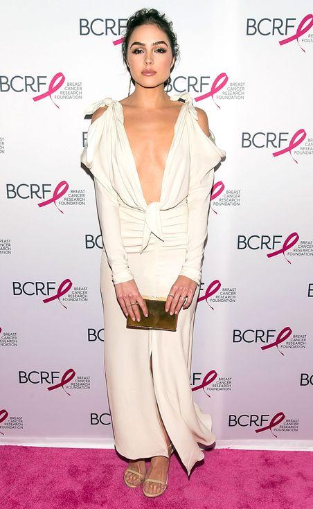vit kall axel klänning sexig elegant
