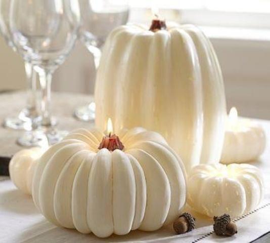 70 Amazing Fall Pumpkin Centerpieces - DigsDi