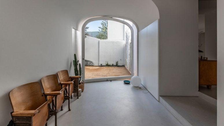 Modernt Lissabon Radhus Av En Historisk Byggnad - DigsDi