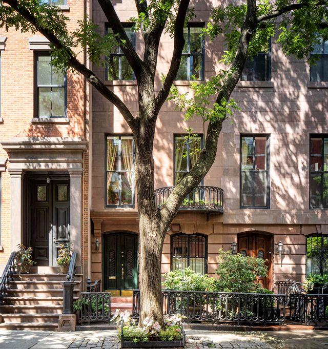 Historiskt Manhattan Townhouse Hitting Market för $ 12,5 miljoner - herrgård.