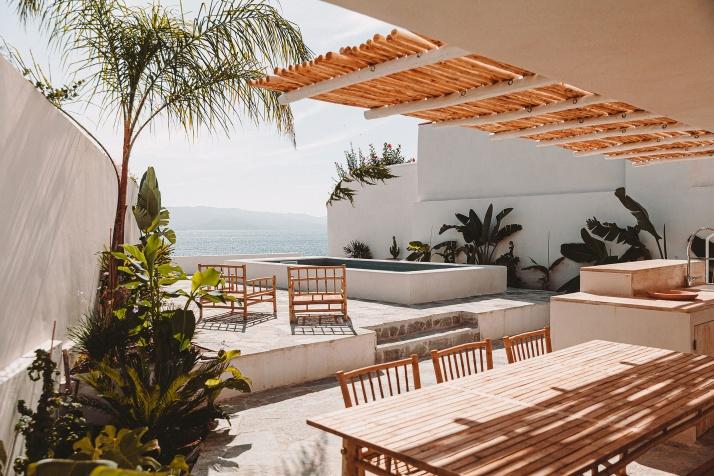 Flipboard: Modernistiskt välgjordt semesterhus i Corsi