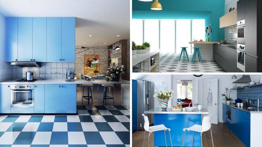 20 underbara blå köksdekorationer för att lysa upp din D.