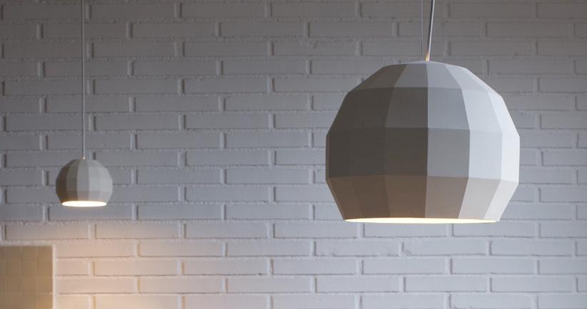 50 vackra jordglödlampor: från metall till glas till papper