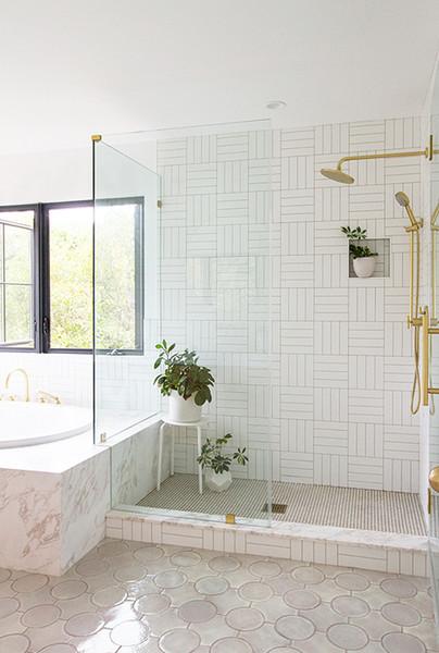 20 vita badrum som ger