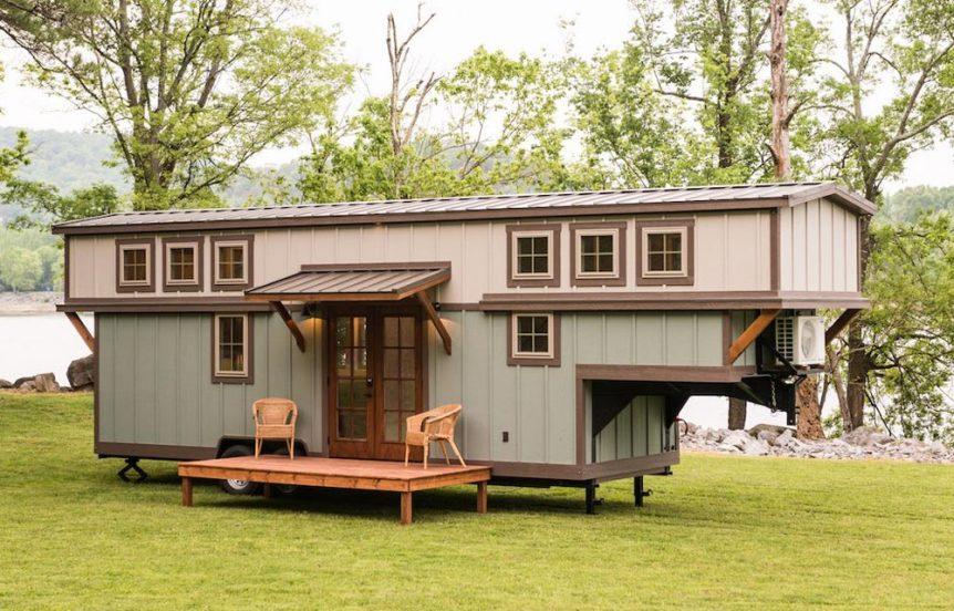 Retreat av Timbercraft Tiny Homes - Tiny Livi