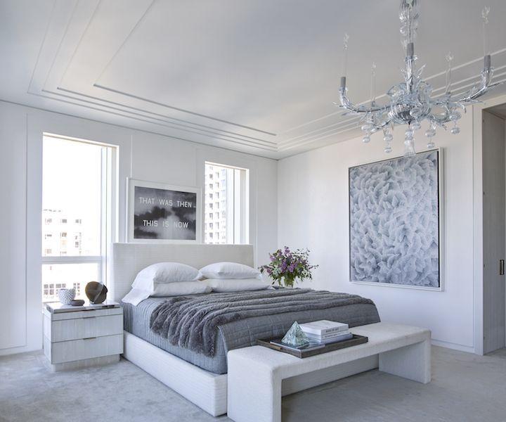 47 Inspirerande moderna sovrumsidéer - Bästa moderna sovrumsdesign