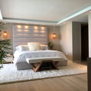 75 vackra moderna sovrumsbilder och idéer - september 2020    Hou