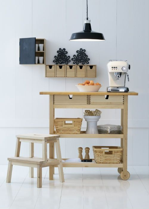 Ikea Forhoja Cart Ideas för varje hem    Ikea forhoja, Ikea hack.