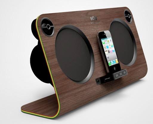 dockningsstation för iPhone-högtalare - Hemautomation och kommersiell