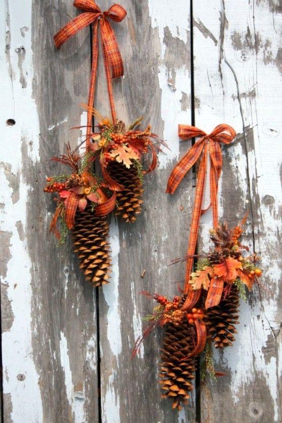 29 Kreativa höstkotte dekorationer du kommer att älska |  Hösten.
