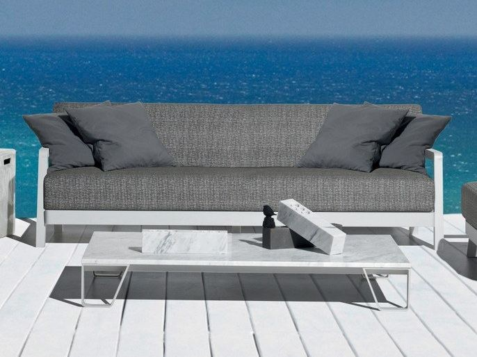 INOUT 955 |  Marmor soffbord Gervasoni Outdoor Collection By.