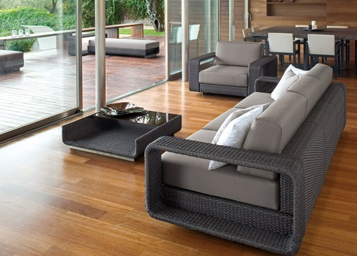 Verkligen snyggt utomhusliv - Trädgårdsbord och stolar - PadStyle.