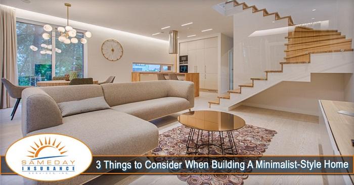 3 saker att tänka på när man bygger en minimalistisk stil Ho
