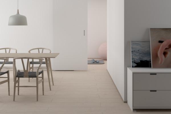 Hemligheten till ett perfekt minimalistiskt hem är lättare än du.