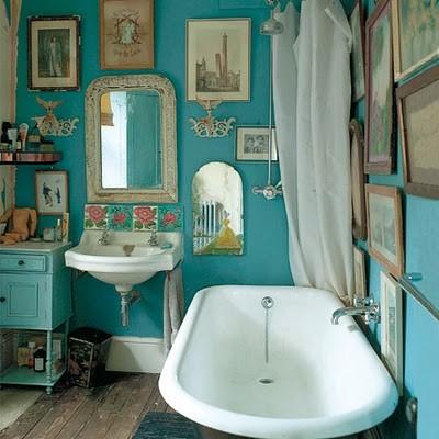 Eklektisk badrumsdesign - Imagineer Remodeli