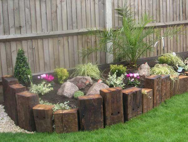 Topp 28 överraskande fantastiska idéer för trädgårdssängkantning  Diy upp.