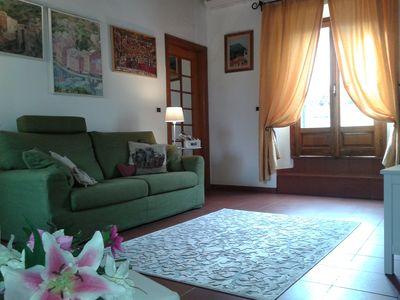 En elegant och elegant lägenhet i centrala Florens - San.