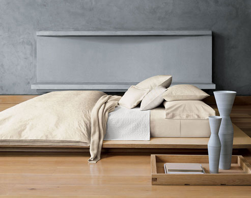 Cool Ambiente Low Pad-säng |  Home Designs Proje
