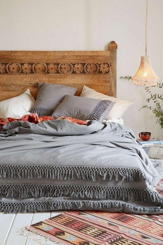 1000+ idéer om Ambiente Low Pad-säng R85 |  Bohemiskt sovrum.