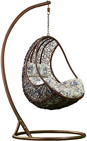 Amazon.com: HOIHO Hanging Outdoor Hanging Basket Chair, Creative.