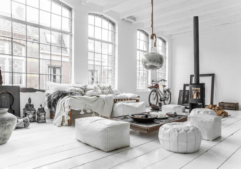 5 hemligheter till skandinavisk stil |  Damsel In Di