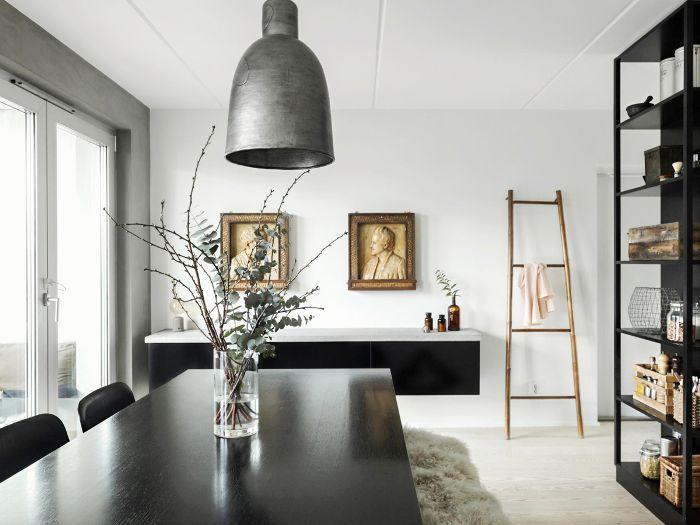 Så här gör du skandinaviska interiördesi