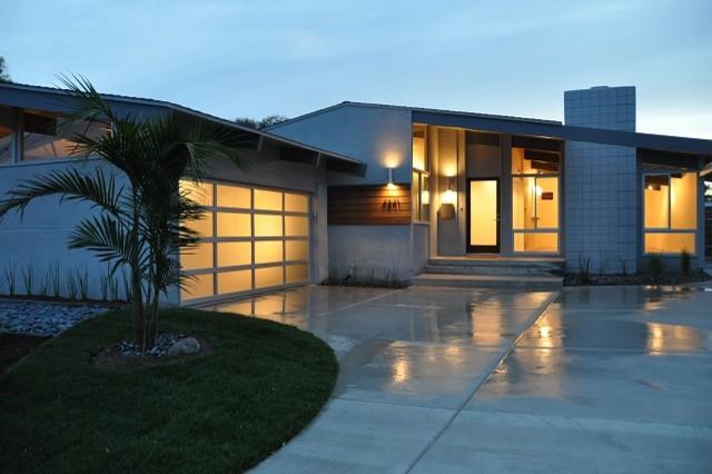 Mid Century Modern Renovation - Modern - Exteriör - San Diego - av.