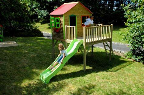 Bright Children House av Soulet (med bilder)    Utomhusbarn leker.