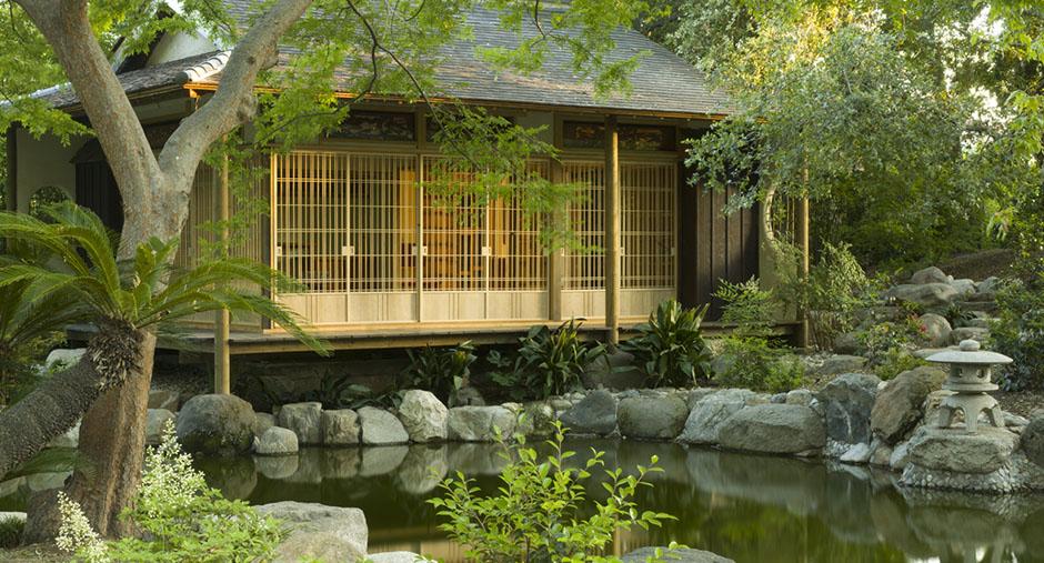 Uthyrning av japansk trädgård |  Bröllopsplats |  Specialevenemang.