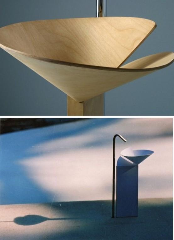 Smart och elegant trähandfat - DigsDi