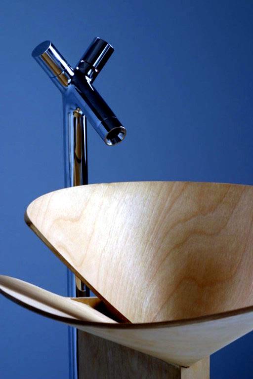Intelligent och elegant trähandfat    Idéer för inredning och design  AVSO.O