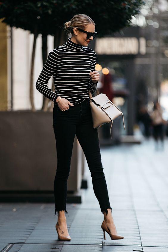 slitna nedre jeanssvarta