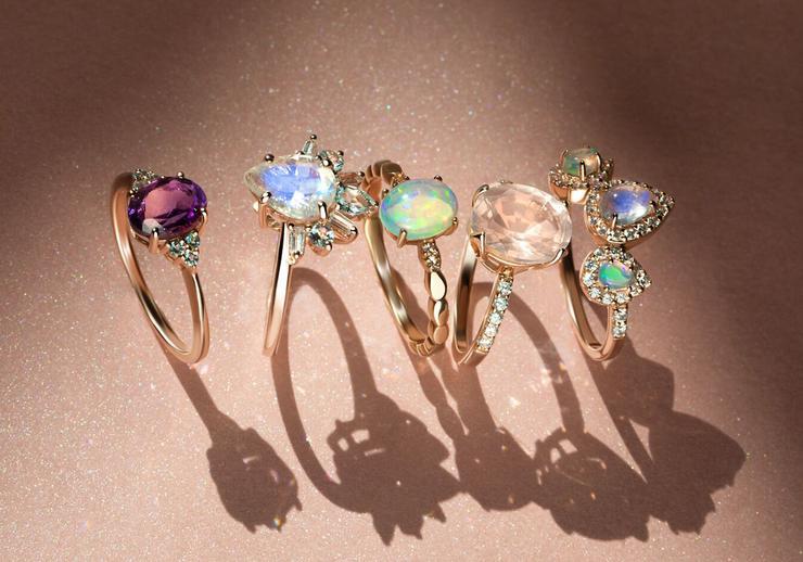 Smycken från Moon Magic    Gemstone smycken av hög kvalitet    Bläddra bland 300+ Desig