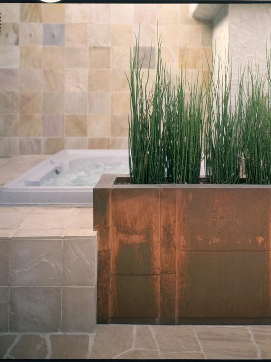 48 badrumsinteriöridéer med blommor och växter - perfekt för Summe