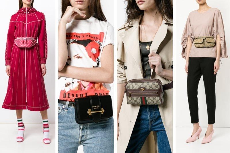 Topp 15 bästa modedesigners bältesväskor för kvinnor