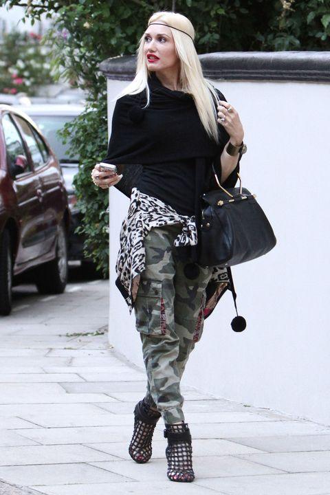 Gwen Stefanis graviditetsstil - Gwen Stefanis bästa graviditetslo
