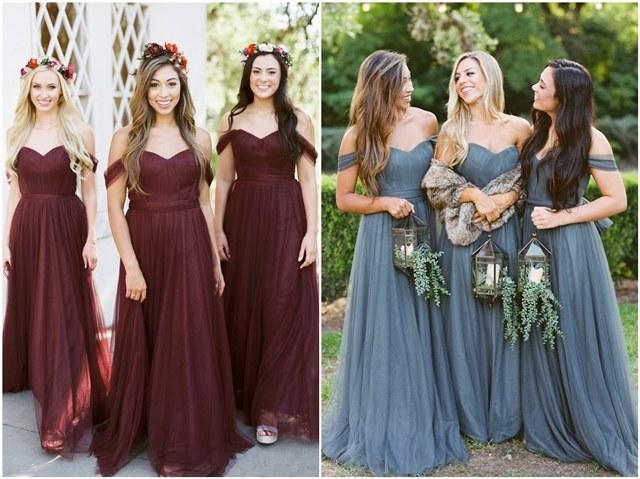 Bästa 35 Revelry brudtärna klänningar du kommer att älska |  Deer Pearl Flowe