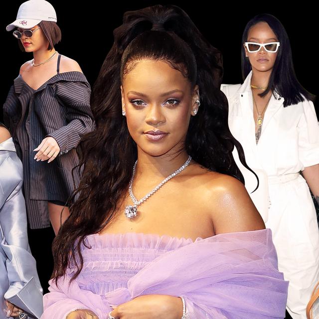 Rihannas bästa Street Style - Rihannas bästa Loo