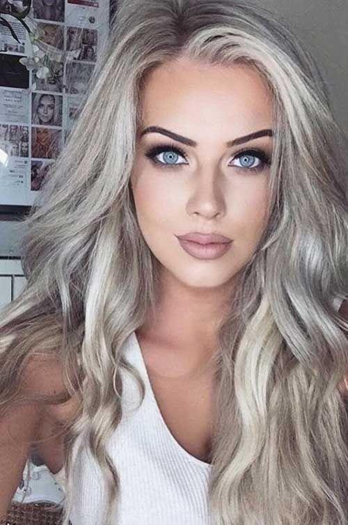 33 bästa idéer för blonda hårfärger för kvinnor 2018 |  Bilder Bucket.