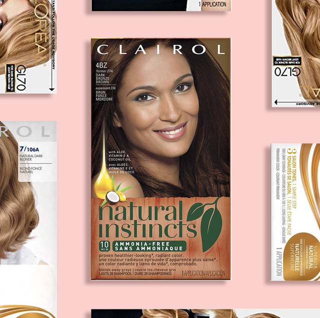 10 bästa hemma hårfärg 2020 - Top Box Hair Dye Bran