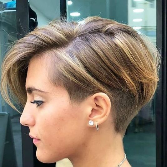 Pixie-hårklippningar för alla hjärtans dag 2020 Pin On Hair & Make Up in.
