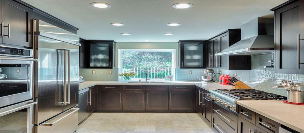 7 moderna kökdesignidéer för din hemrenovering för 2019