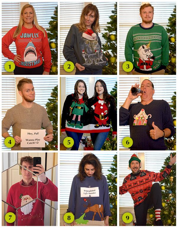 9 bästa fula jultröjaidéer i Orlando - Appleton Creati