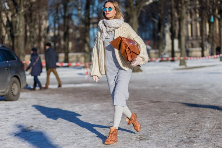 Bästa Winter Street Style    POPSUGAR Fashi