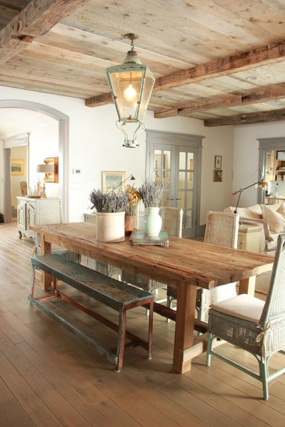 33 Charmiga och vackra Provence matsalar - DigsDi