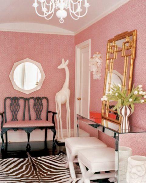 25 eleganta och söta kvinnliga entrédekorationer - DigsDi