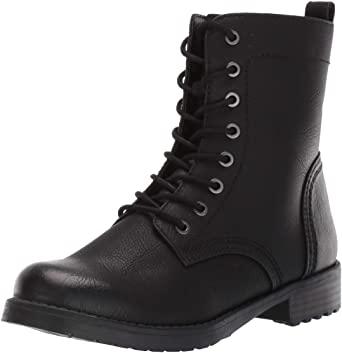 Amazon.com: Amazon Essentials Women's Lace Up Combat Boot: Clothi