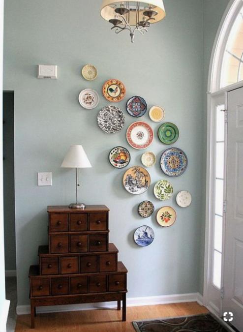 10 kreativa sätt att fylla tomt väggutrymme - Sida 2 - Crafty.
