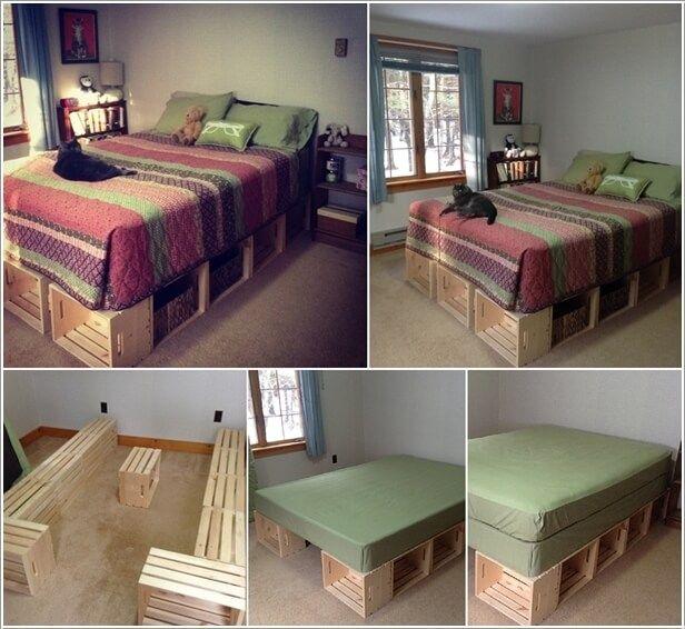 Titta på dessa otroliga möbleridéer av trälåda |  Trä.